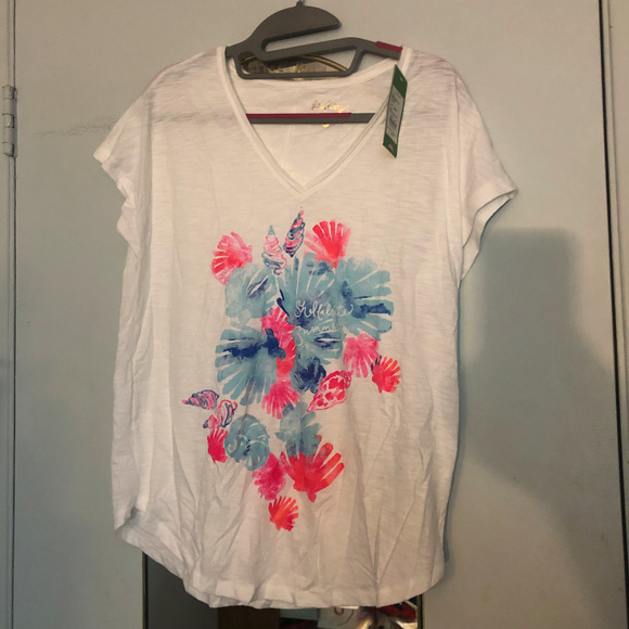 Lilly Pulitzer Tops - NWT Lilly Pulitzer Colie Top